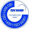 ISO 9001 ISO 14001 ISO 50001